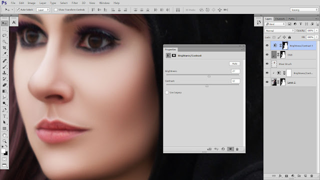 12 Design cover buku Novel dengan Photoshop CC