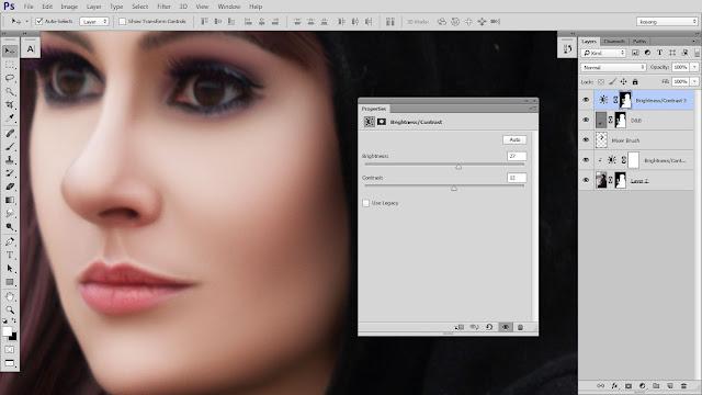 12 Design cover buku Novel dengan Photoshop CC