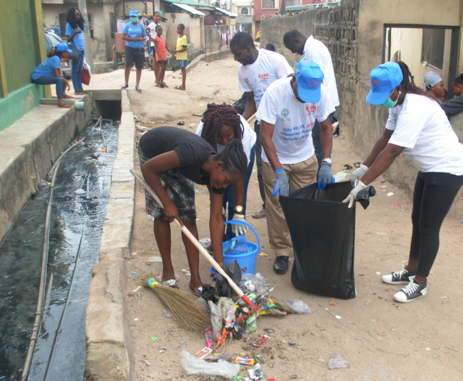 2018 World Health Day Hypo Promotes Proper Sanitation And