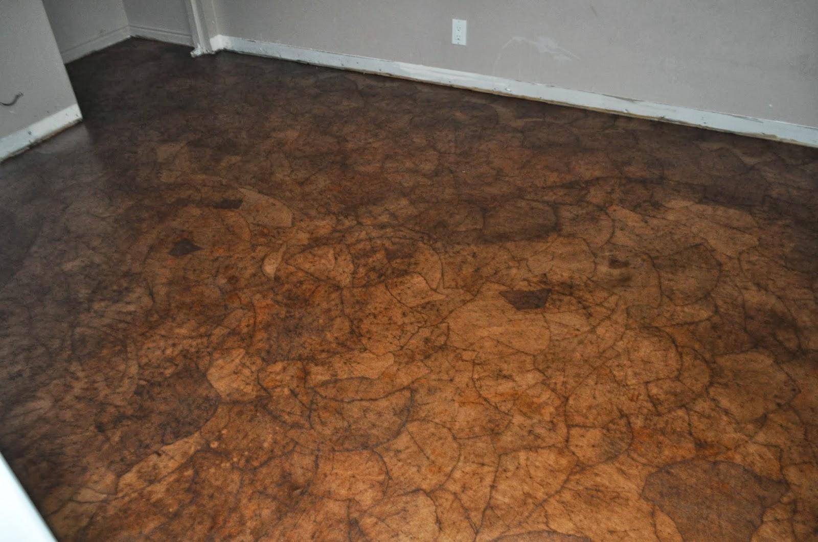 Paper Bag Floor Take 2
