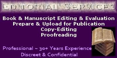 Eye Scry Editorial Services