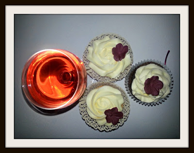 Red Wine and Cupcakes