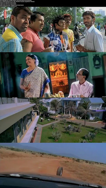 Mappillai 2011 DVDRip 720p Dual Audio Hindi