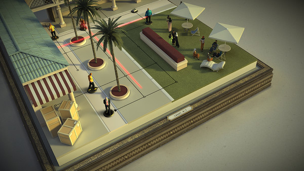 Hitman GO Definitive Edition Single Link Download [GameGokil.com]