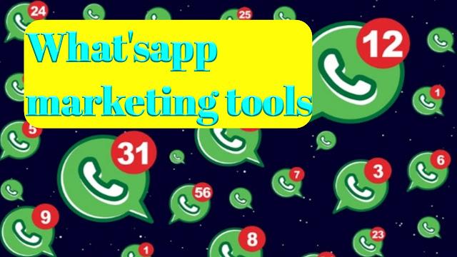 whats-app marketing tool