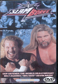 WCW Slamboree 1999 - Event poster