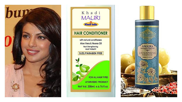 4 aceites de la India para un cabello suave y brillante
