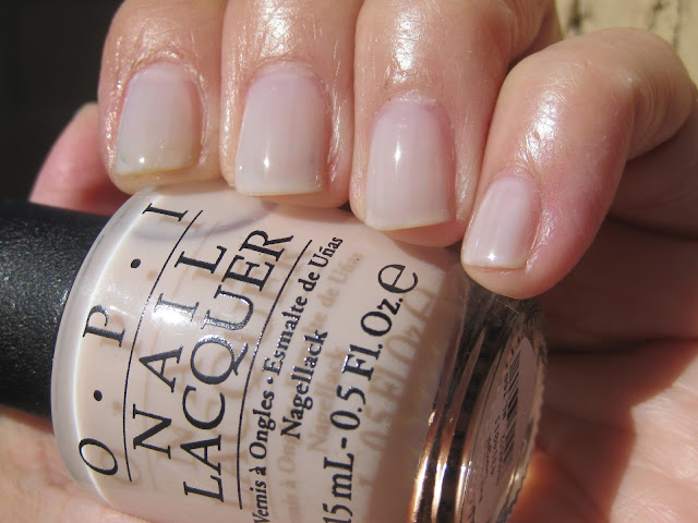 OPI Act Your Beige