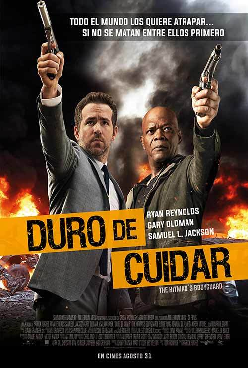 The Hitman's Bodyguard (2017) Hindi ORG Dual Audio 500MB BluRay 720p HEVC x265 ESubs