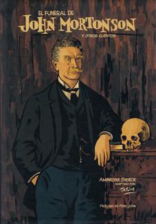 El funeral de John Mortonson de Tatúm, edita Edicions de Ponent, comic nostrum 2014 Premio Ciutat de Palma