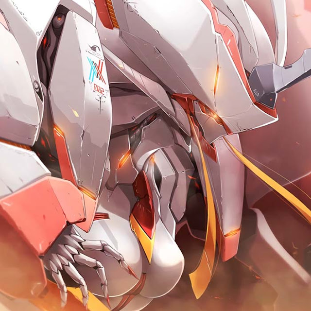 Darling in the FranXX - Strelizia Wallpaper Engine
