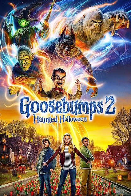 Goosebumps 2 Haunted Halloween 2018 in hindi 720p mkv
