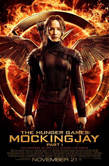 Poster final Jocurile Foamei: Revolta - Partea I
