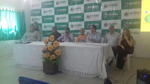 Representantes da SMTT de Delmiro Gouveia participam da 2ª reunião do Projeto Vida no Trânsito