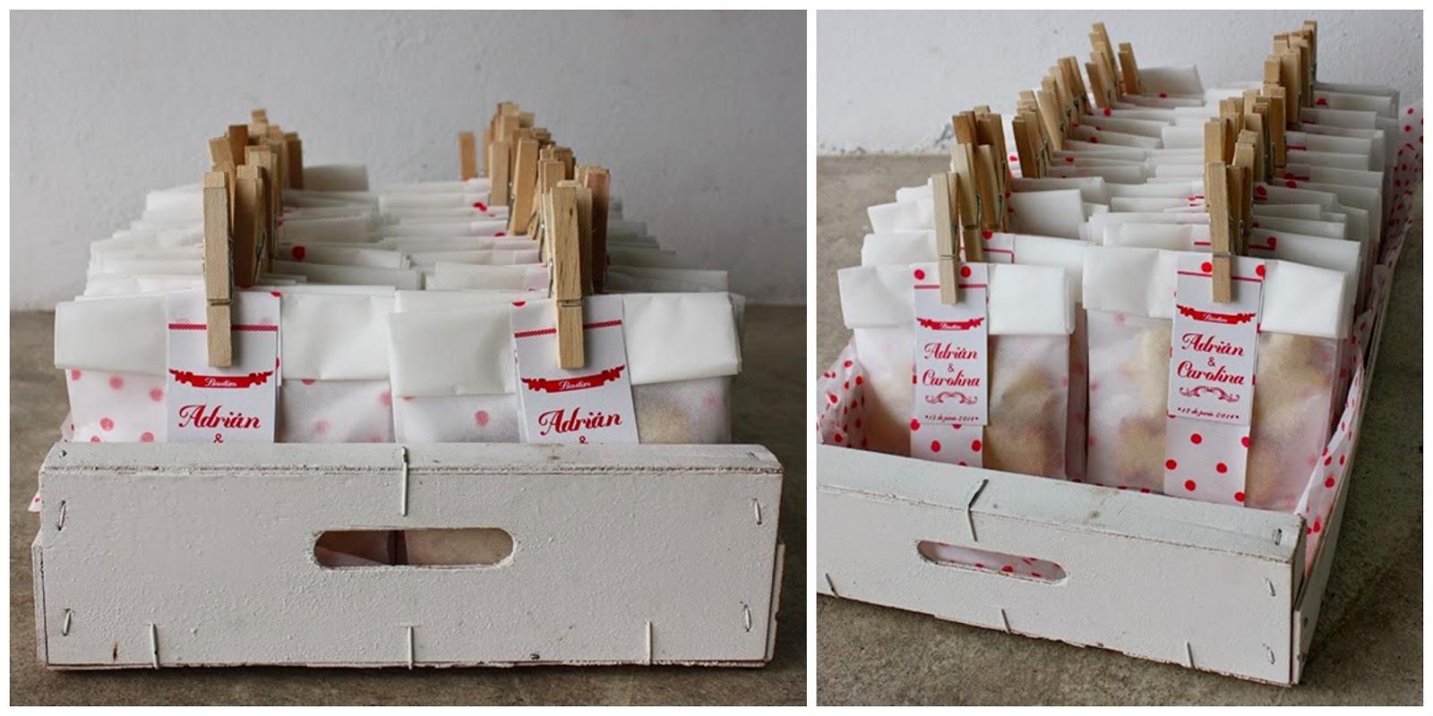 2 formas de reciclar cajas de fresas - Ideas para decorar mesas de chuches ...