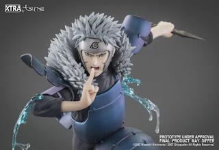 "Abierto pre-order de Tobirama Senju X-Tra de ""Naruto Shippuden"" - Tsume Art"