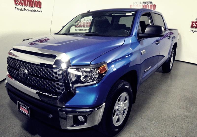 New Toyota Tundra Truck Diesel Limited