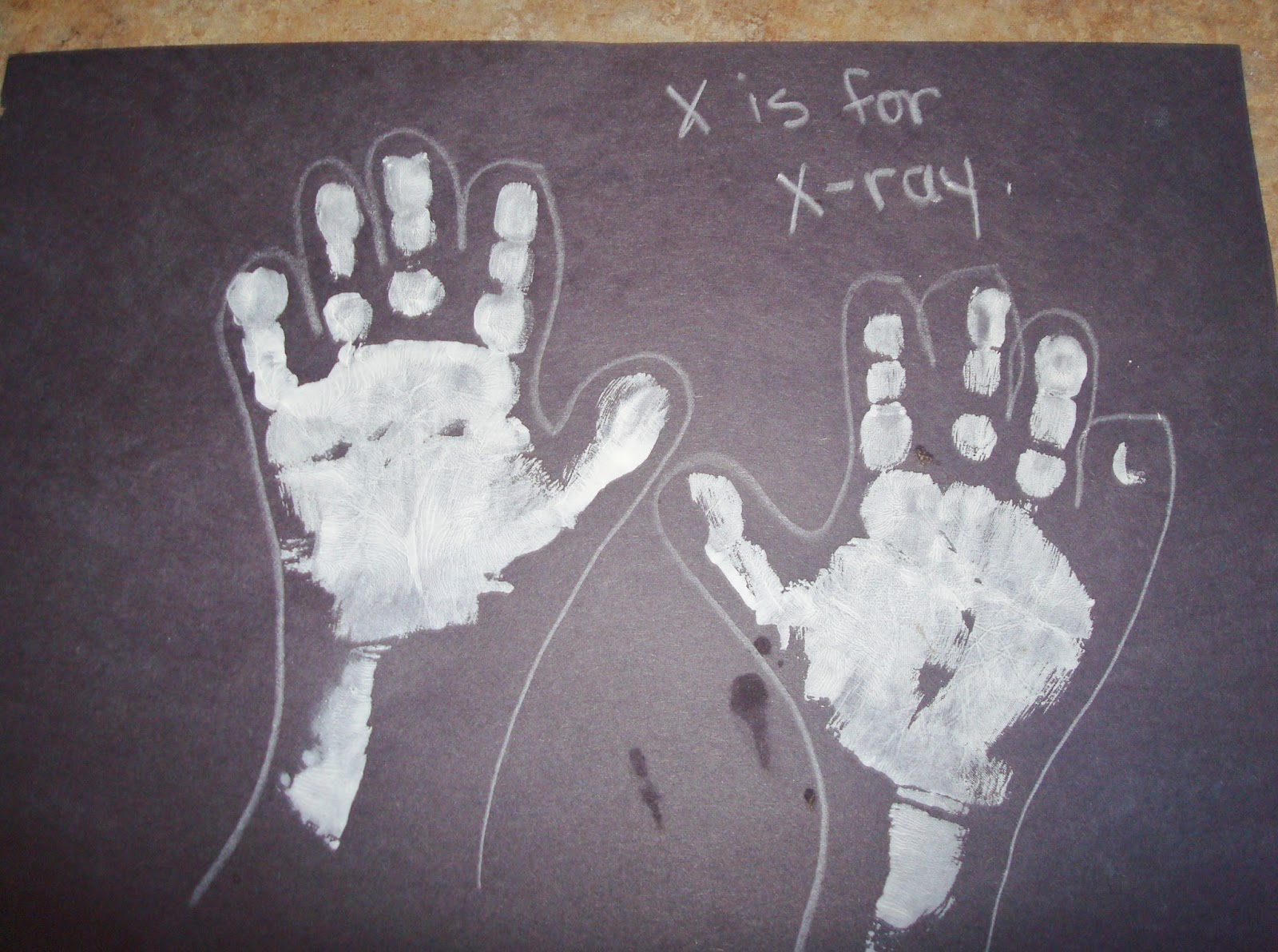 Reformed Ragamuffin Kids X Is For X Ray Doctor Theme