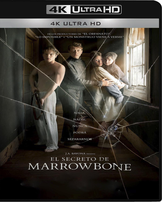 El secreto de Marrowbone [2017] [UHD] [2160p] [Subtitulado]