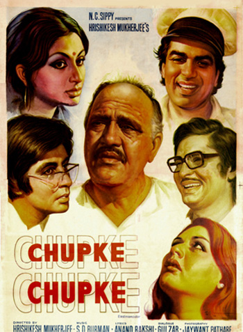 Chupke Chupke  - Top Hindi Comedy Movies to watch on Njkinny's Blog