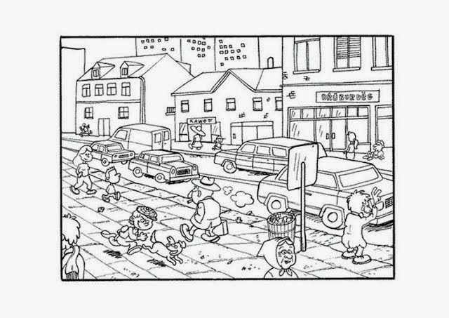 Dibujo De Autos Tuning Para Colorear En Tu Tiempo Libre Dibujos 5: Dibujos Para Colorear. Maestra De Infantil Y Primaria