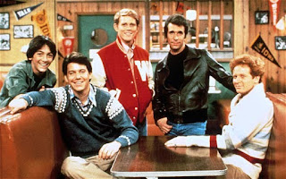 Happy Days, 1970s TV Show, 1980s TV Show