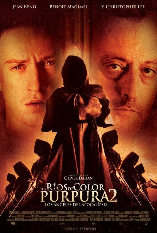 Crimson Rivers 2 Angels of the Apocalypse (2004) สองอันตราย คัมภีร์มหากาฬ