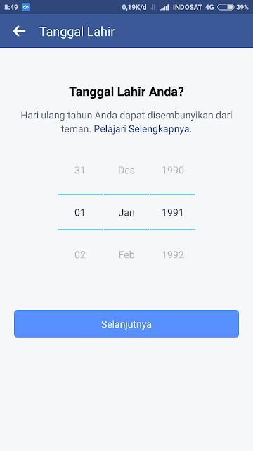 tanggal lahir anda