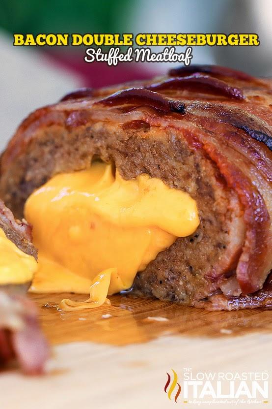 recipe: bacon wrapped burger pinterest [15]