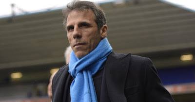 Chelsea's former striker Gianfranco Zola becomes assistant to new manager Maurizio Sarri