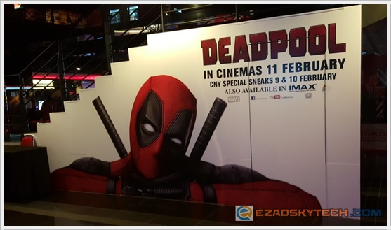 Film Review - Deadpool