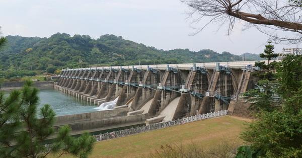 台中石岡|石岡壩-國人自行設計、施工完成的水壩,免費參觀