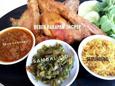 Bebek Karapan-Kuliner Lampung