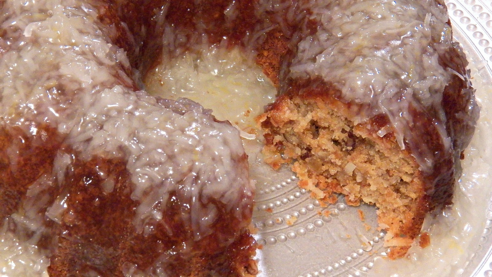 Grandma Yearwood's Coconut Cake
