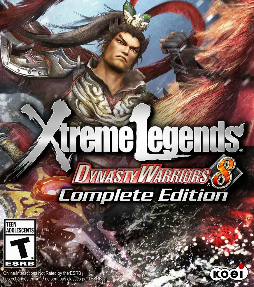 Dynasty Warriors 8: Xtreme Legends Complete Edition Repack