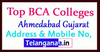 Top BCA Colleges in Ahmedabad Gujarat