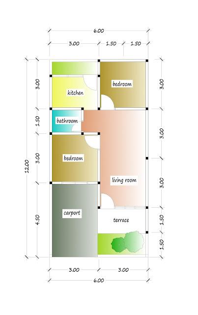 floor plan of beautiful house plan 09