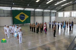 Forças Armadas realizam 35º Campeonato de Orientação