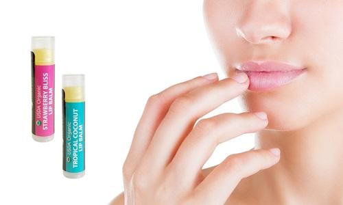 Hidratação das Cutículas com Lip Balm