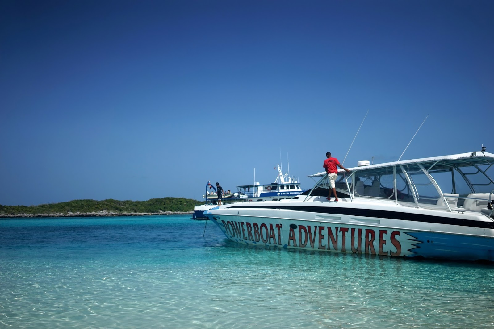 powerboat adventure tours bahamas