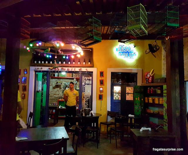 Venda de Seu Antônio, bar no Poço da Panela, Recife