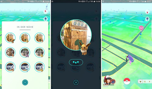 Pokémon is now easy to find.