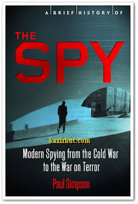 Paul Simpson's A Brief History of  the Spy (Epub)