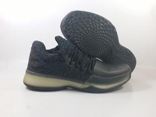 Adidas Harden 1 - Black Grey