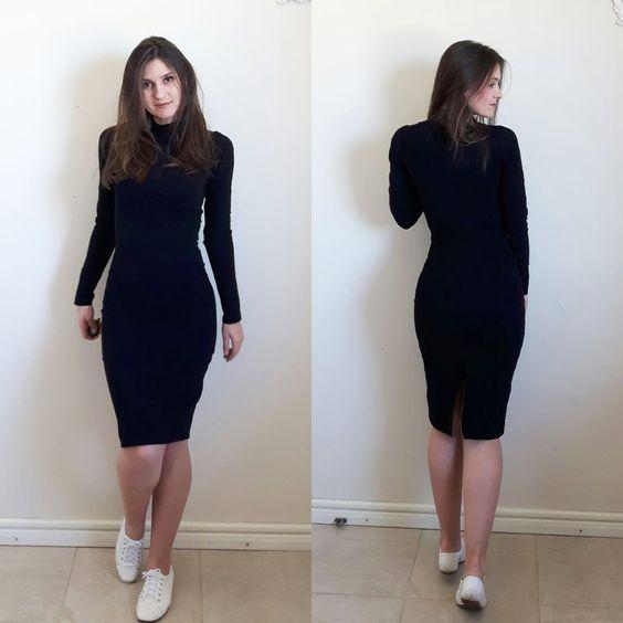 modelos de vestidos evangélicos modernos