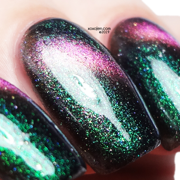 xoxoJen's swatch of kbshimmer I Feel Pine