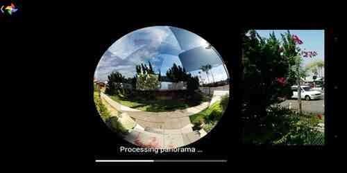 Lensa Fisheye Untuk Smartphone dan Tablet Android