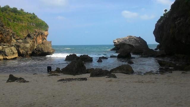spot mancing gunung kidul jogja, pantai tersembunyi gunung kidul, pantai tersembunyi jogja