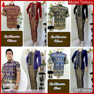 ZBT03309 Kebaya Batik Couple Manisha Dress Remaja BMGShop