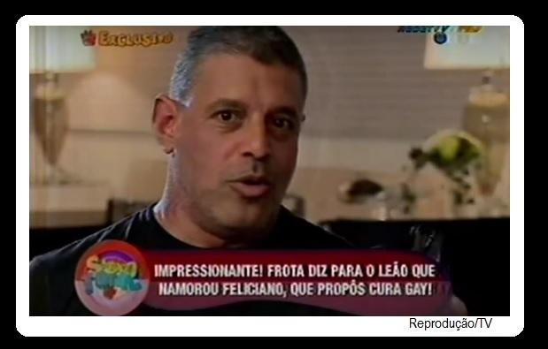 Recentemente voltou a circular nas redes sociais uma brincadeira que o ator e diretor Alexandre Frota fez durante entrevistas na RedeTV!